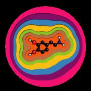 Image illustrating behaviour change due to dopamine in the brain